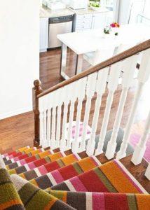 tapijt als trapbekleding